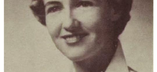 Marjory Coleman Straughan 1937 – 2018